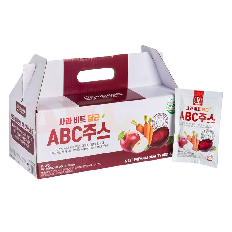 DANDI FOOD - ABC JUICE - 100MLX30