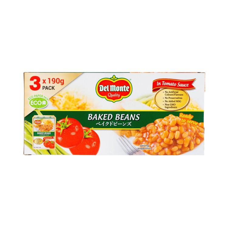 地捫 - 茄汁焗豆 (細盒裝) - 190GX3
