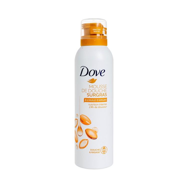 多芬 - 摩洛哥堅果油泡泡沐浴露(到期日: 2021年6月) - 200ML