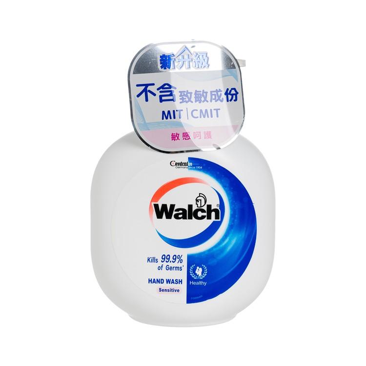 WALCH - HAND WASH GEL-SENSITIVE - 450ML