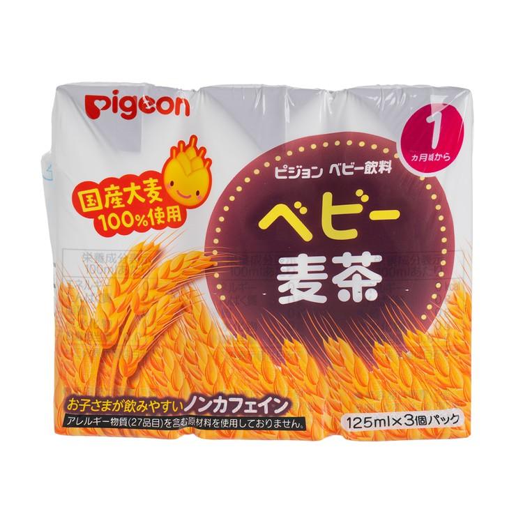 PIGEON - 麥茶飲料 - 125MLX3
