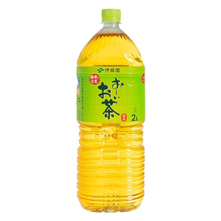 伊藤園 - 綠茶 - 2L