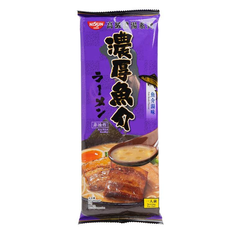 出前一丁 - 非油炸拉麵-魚介湯味 - 91G