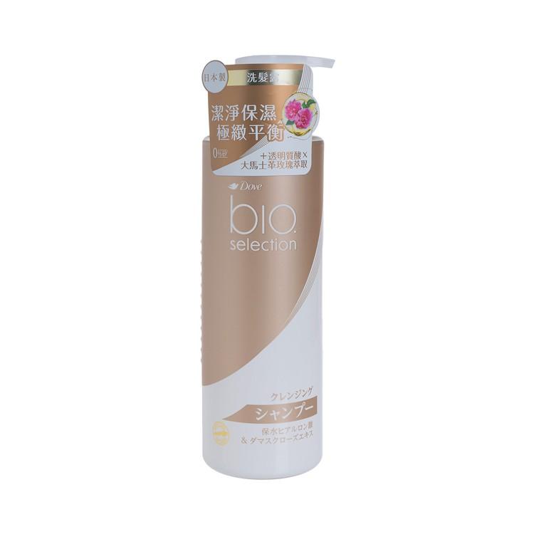 多芬 - 日本bio. selection透明質酸保濕洗髮露 - 490G