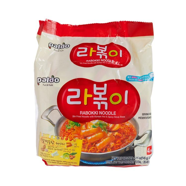 八道 - 韓式炒年糕拉麵  - 145GX4