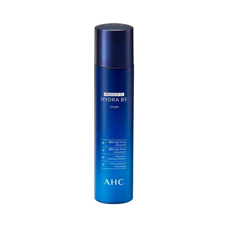AHC(平行進口) - 透明質酸B5保濕爽膚水 - 140ML