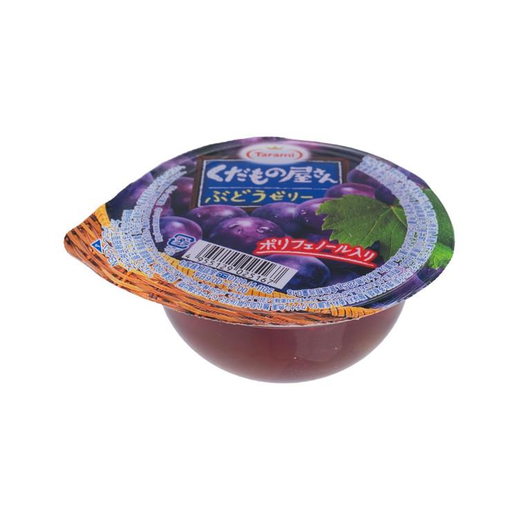 TARAMI - JELLY DRINK-GRAPE - 160G