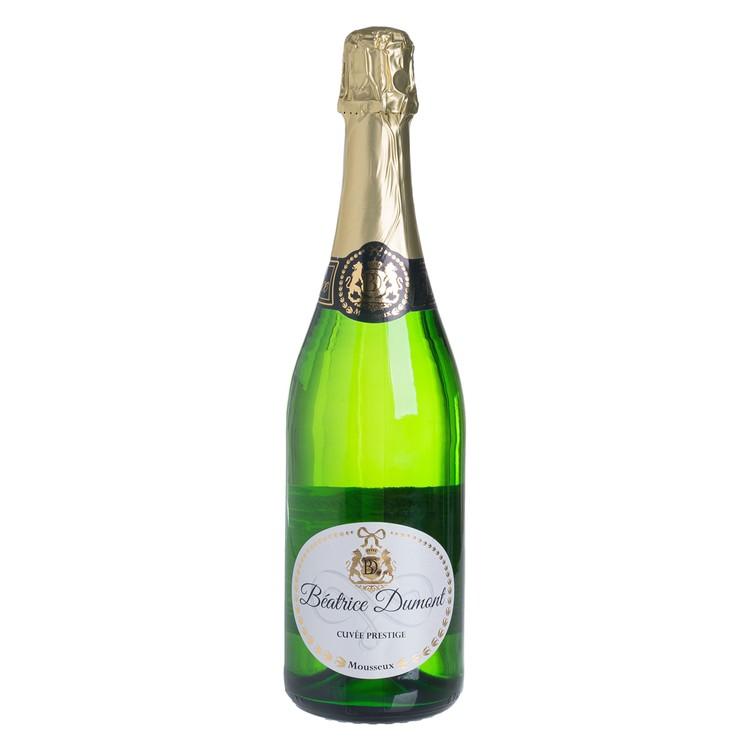 BÉATRICE DUMONT - SPARKLING WINE - DEMI SEC - 750ML