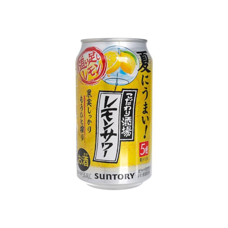 SUNTORY - SAKEBA LEMON SOUR - TSUIASHI - 350ML