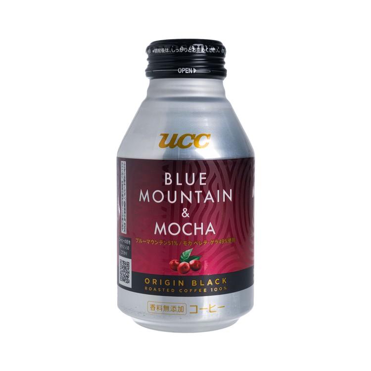 UCC - ORIGIN BLACK BLUE MOUNTAIN MOCHA - 275G