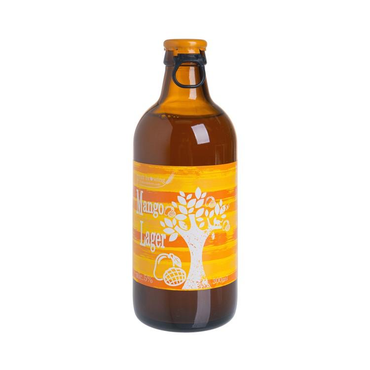 北海道麦酒釀造 - 手工啤酒 - 芒果拉格果釀<季節限定> - 300ML