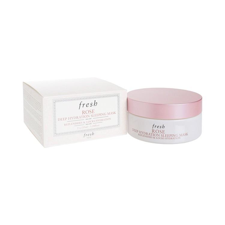 FRESH - 玫瑰保濕睡眠面膜 - 35MLX2