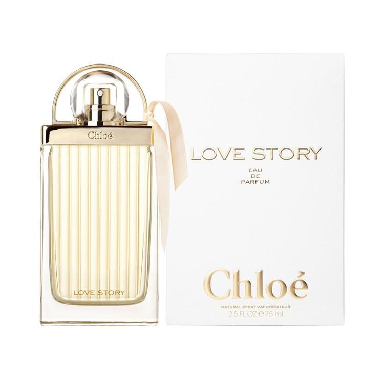 CHLOE - CHLOE LOVE STORY EDP - 75ML