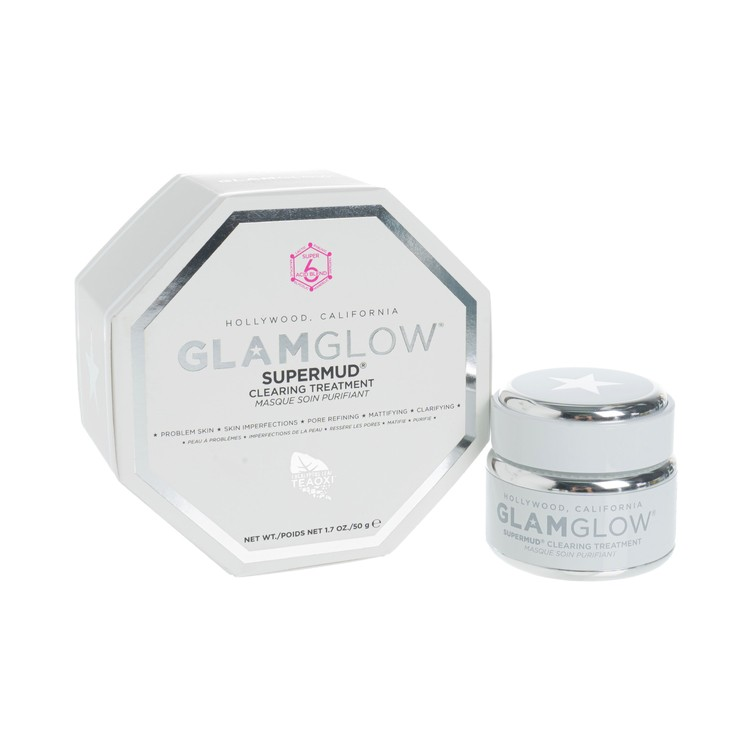 GLAM GLOW - SUPERMUD CLEARING TREATMENT - 50G