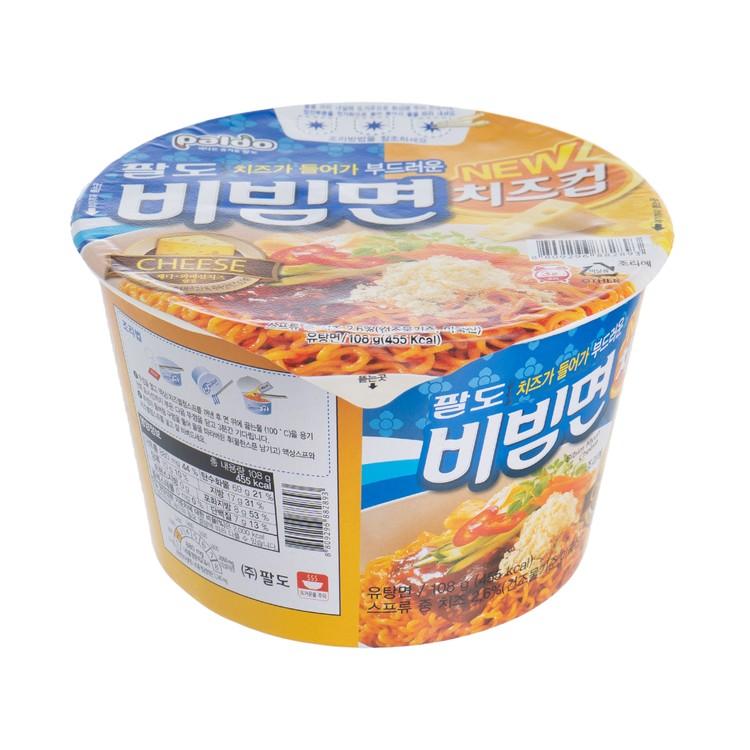 PALDO - Bowl Noodle - Bibim Cheese Cold Ramen - 108G