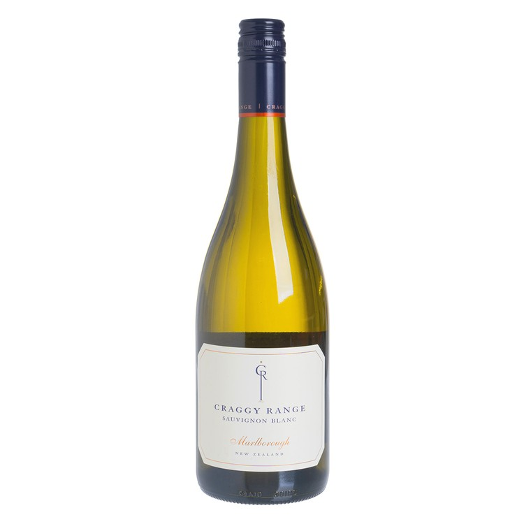 CRAGGY RANGE - WHITE WINE - SAUVIGNON BLANC Marlborough - 750ML