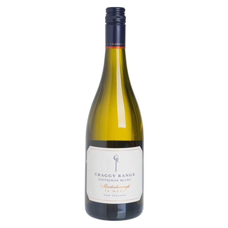 CRAGGY RANGE - WHITE WINE -Te Muna Sauvignon Blanc - 750ML