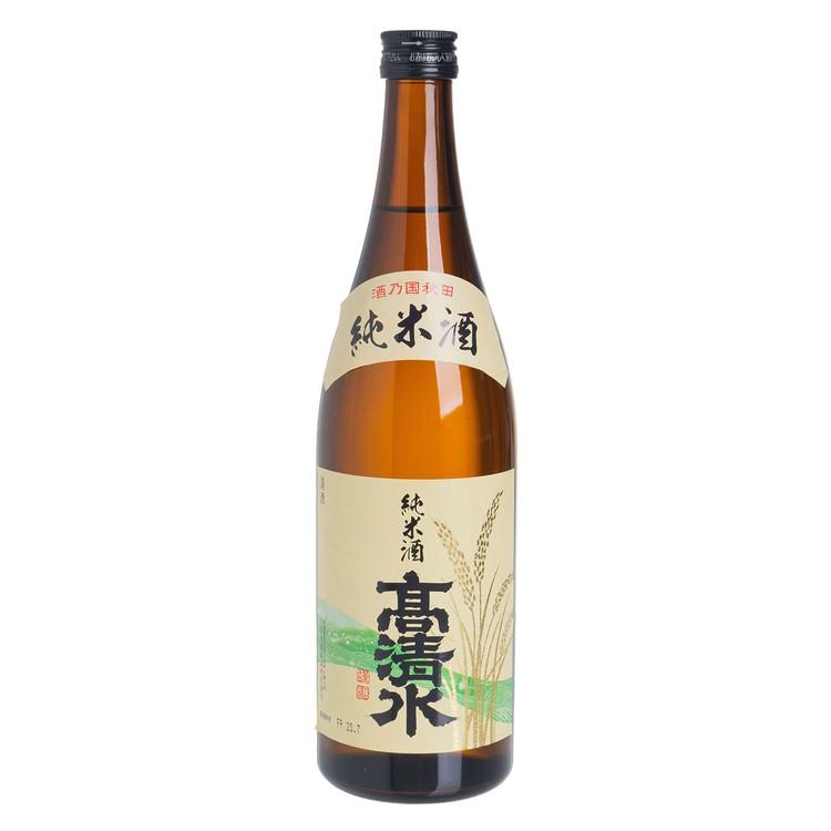 TAKASHIMIZU - JUNMAI - 720ML