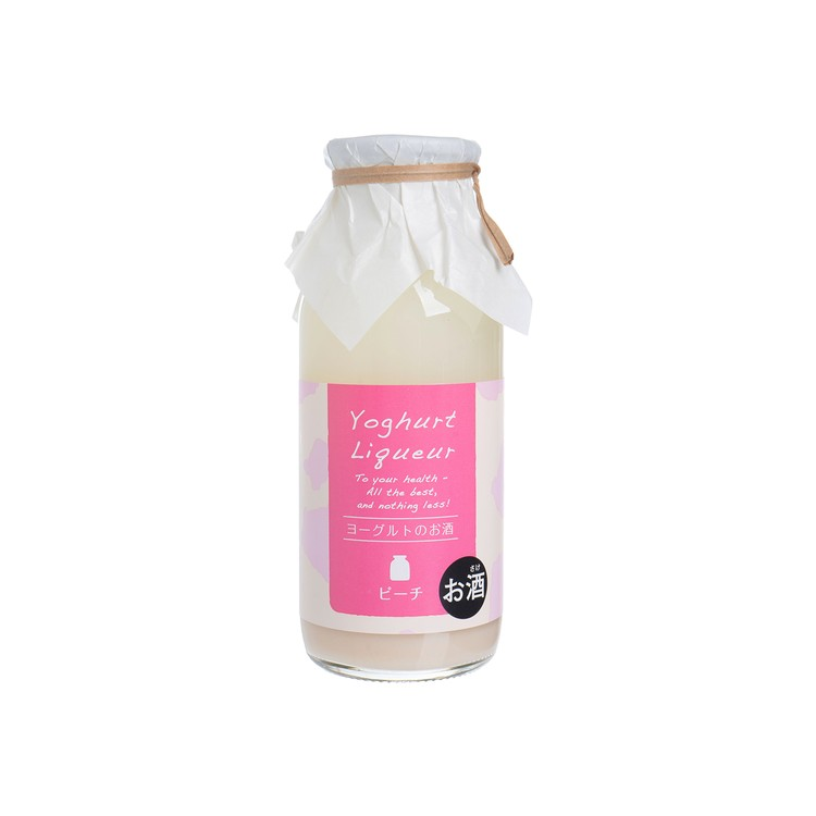 KIKUSUI - Yogurt Liqueur - Peach flavor - 170ML