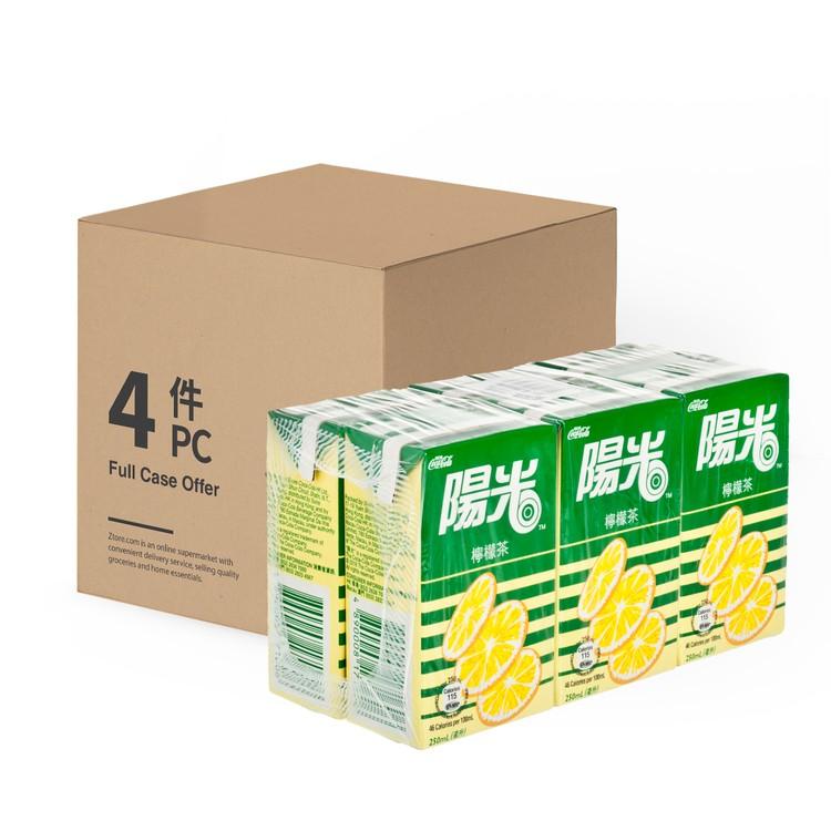 陽光 - 檸檬茶-原箱 - 250MLX6X4