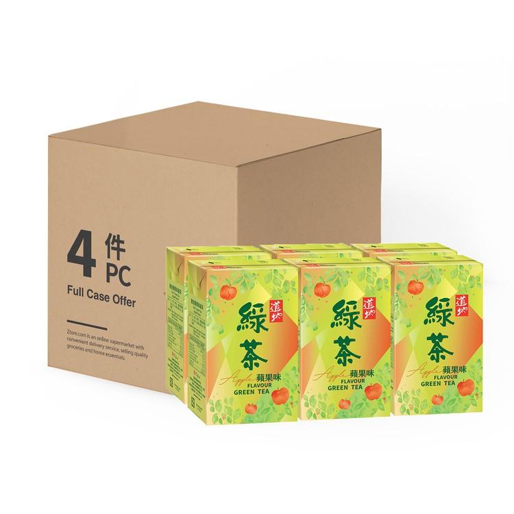 道地 - 蘋果綠茶-原箱 - 250MLX6X4