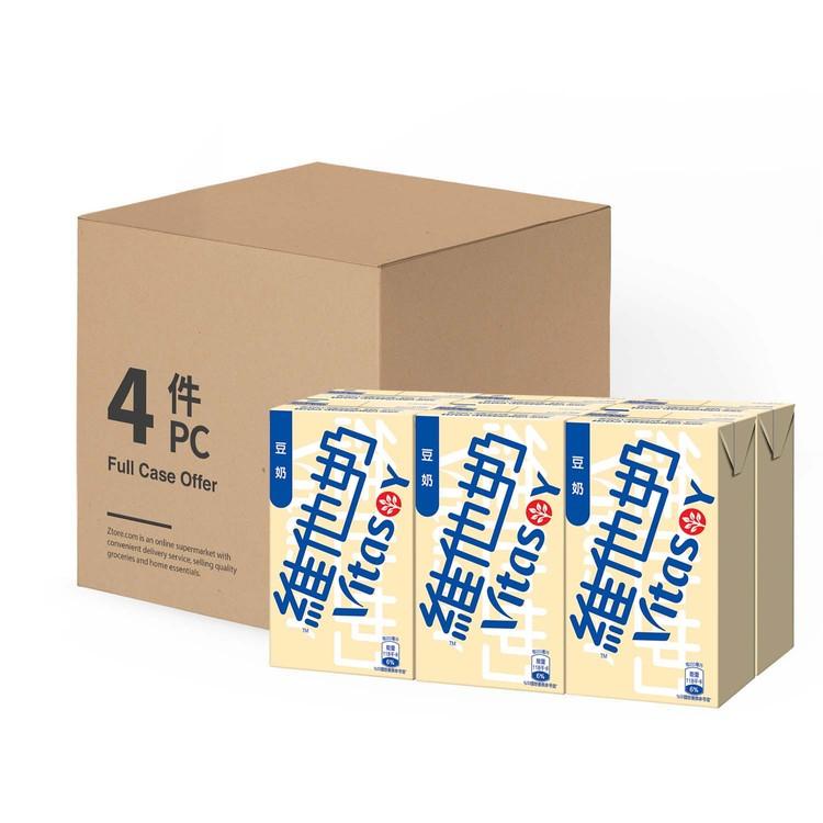 VITASOY 維他奶 - 豆奶-原箱 - 250MLX6X4