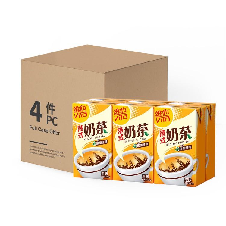 VITA 維他 - 港式奶茶-原箱 - 250MLX6X4