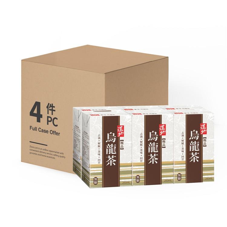 TAO TI - SUPREME OOLONG TEA - 250MLX6X4