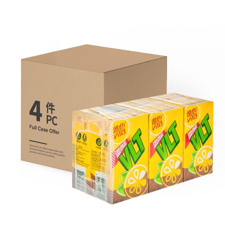 VITA - LEMON TEA - 250MLX6X4
