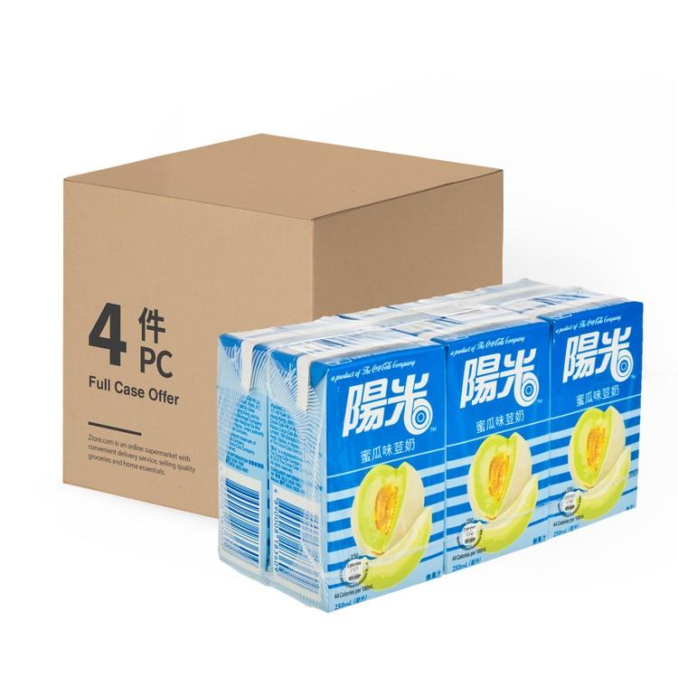 陽光 - 蜜瓜荳奶-原箱 - 250MLX6X4