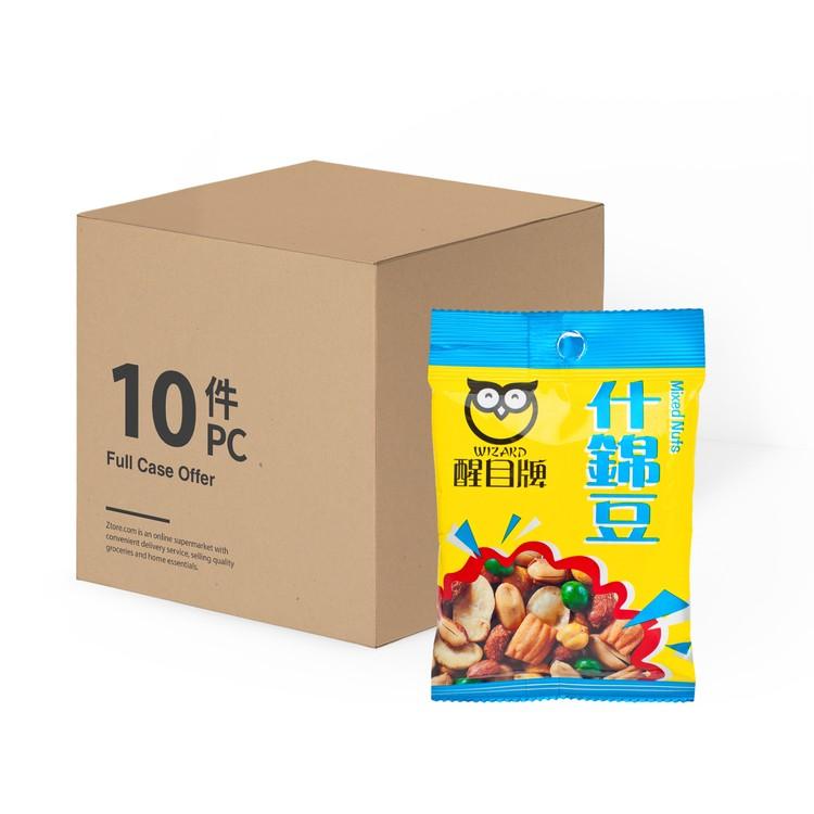 醒目牌 - 什錦豆-原盒 - 35GX10