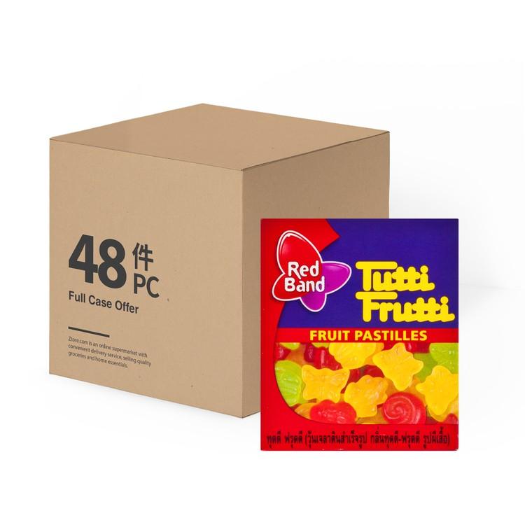 TUTTI FRUTTI - 果汁橡皮糖-原箱 - 15GX48