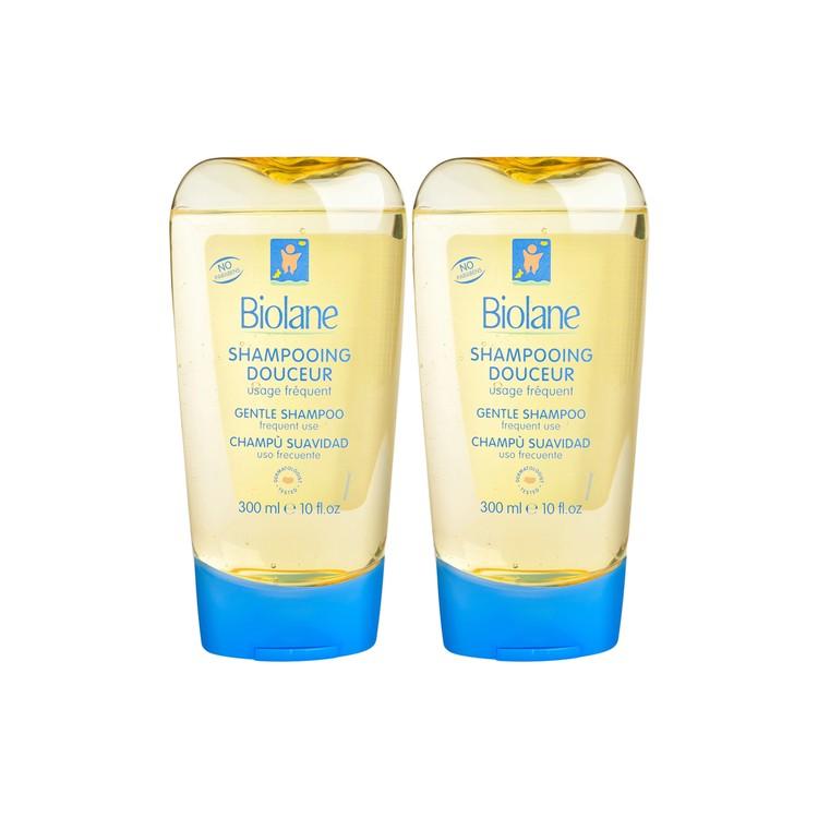 法國貝兒 - (預防頭泥) 溫和洗髮露套裝 - 300MLX2