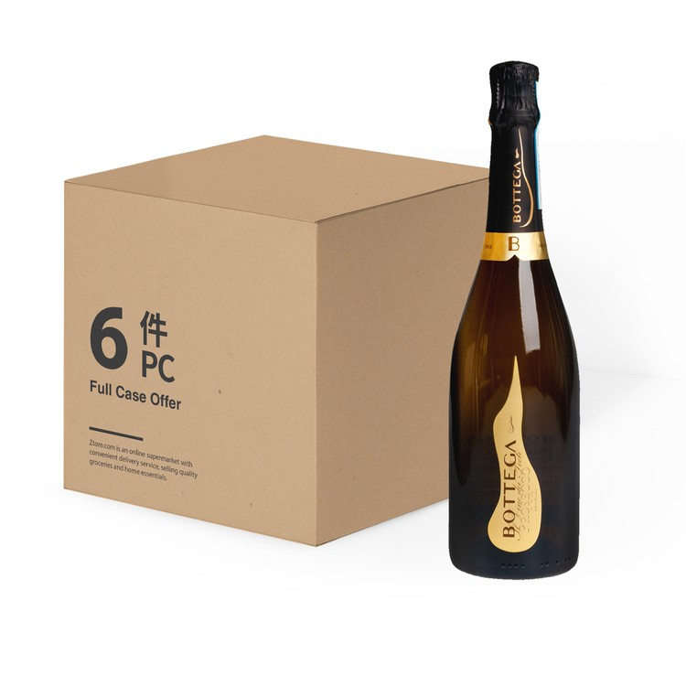 BOTTEGA - PROSECCO NV-CASE OFFER - 750MLX6