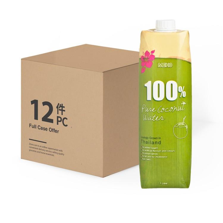 MEKO - 100 % PURE COCONUT WATER - 1LX12