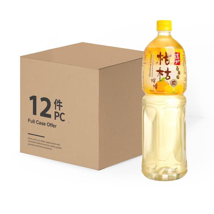 TAO TI - MANDARIN LEMON - 1.5LX12