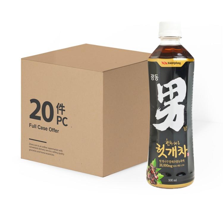 KDP - ORIENTAL RAISIN TEAA DRINK - 500MLX20
