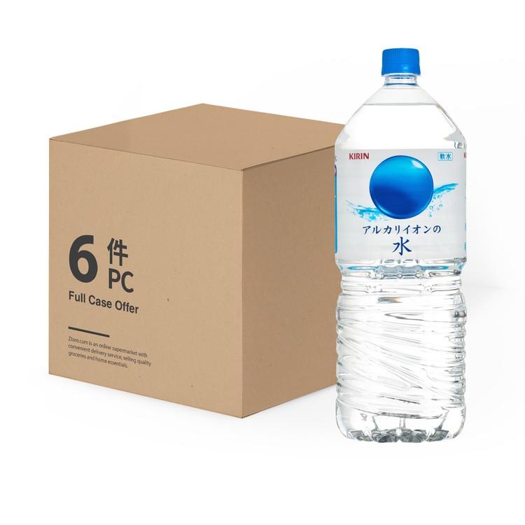 麒麟 - 離子水-原箱 - 2LX6