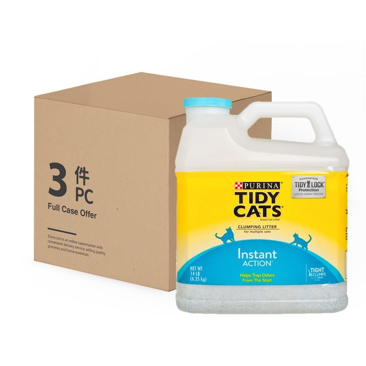 TIDY CAT - INSTACT SCP - CASE - 14LBX3
