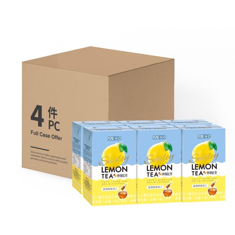 MEKO 美果 - 檸檬紅茶-原箱 - 250MLX6X4