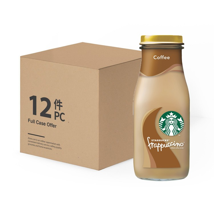 STARBUCKS 星巴克 - 星冰樂-咖啡味-原箱 - 281MLX12