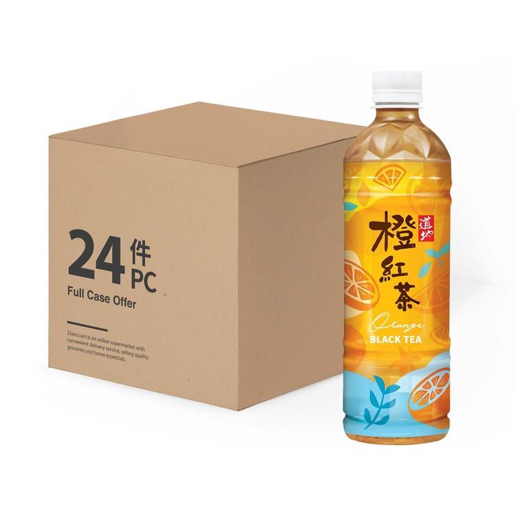 TAO TI - ORANGE BLACK TEA -CASE - 500MLX24