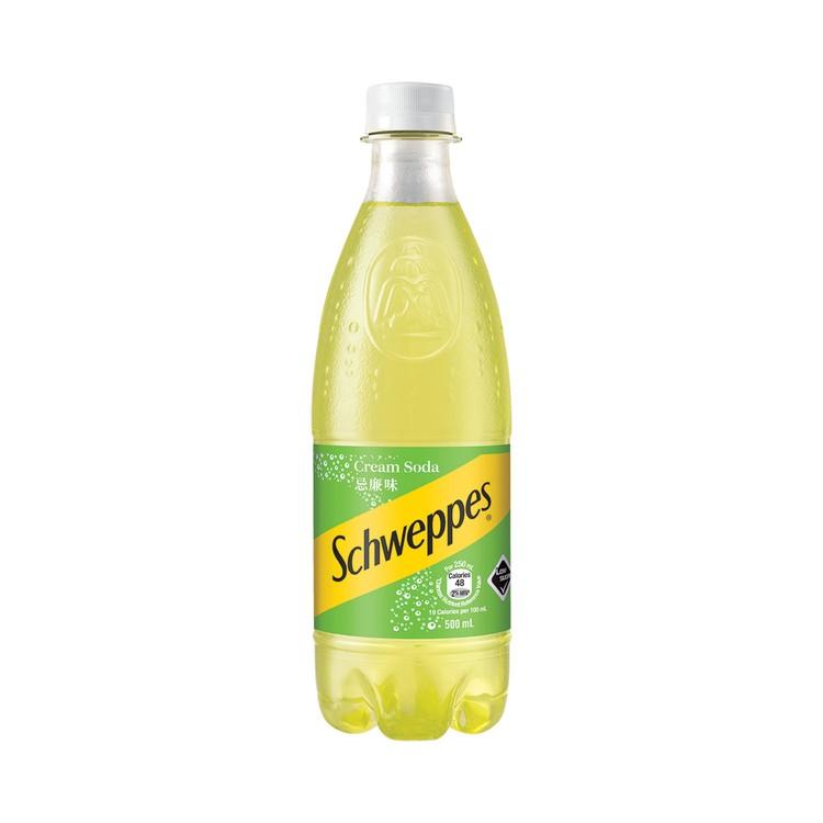 SCHWEPPES - CREAM SODA - 500MLX4