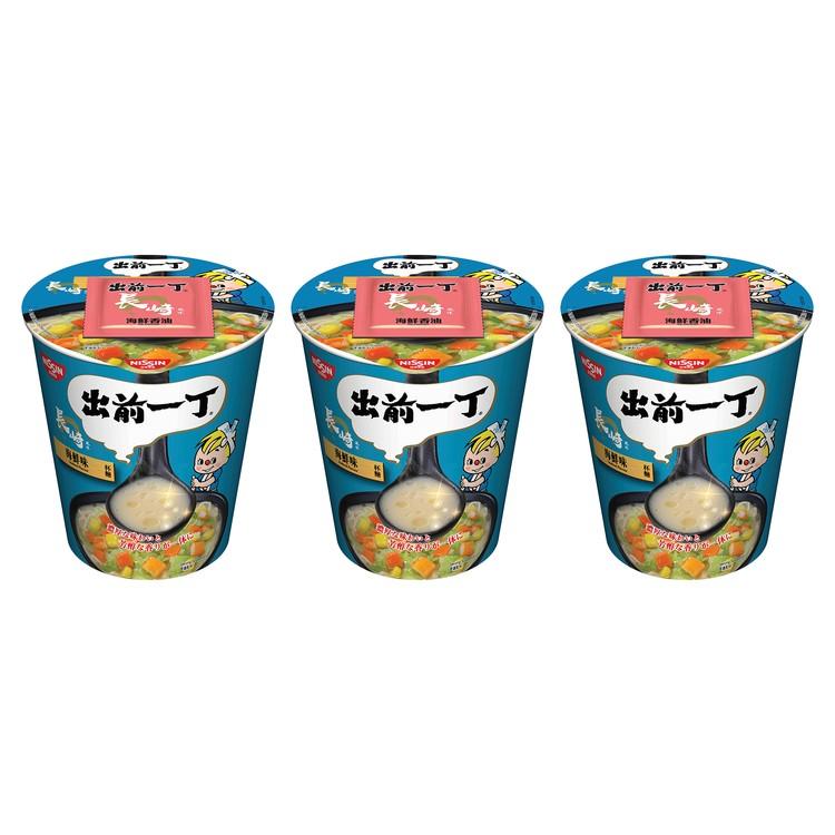 出前一丁 - 杯麵-海鮮味 - 72GX3