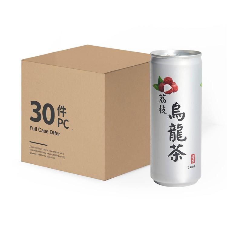得米 - 荔枝烏龍茶-原箱 - 250MLX30