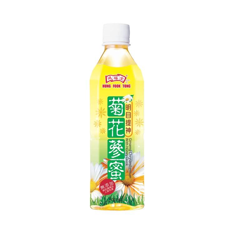 鴻福堂 - 菊花蔘蜜 - 500MLX6