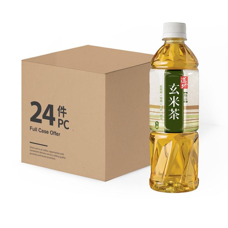 TAO TI - SUPREME GENMAICHA-CASE DEAL - 500MLX24