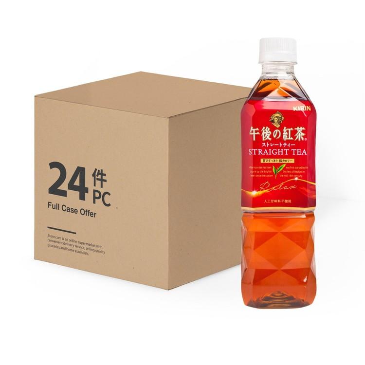 KIRIN - AFTERNOON TEA - STRAIGHT TEA - FULL CASE  - 500MLX24
