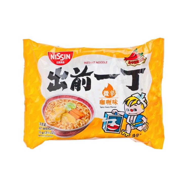 出前一丁 - 即食麵-咖喱味 - 100GX5