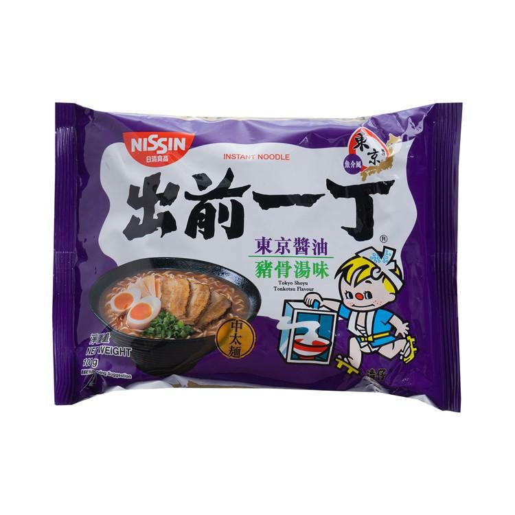 出前一丁 - 即食麵-東京醬油豬骨湯味 - 100GX5